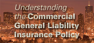 Commercial General Liability (CGL)