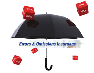 Error and Omission/Professional Indemnity Insurance